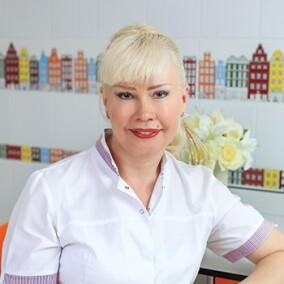 Скобелева Алла Васильевна, офтальмолог