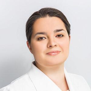 Головина Анна Евгеньевна, кардиолог
