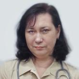 Куриленко Светлана Валерьевна, пульмонолог