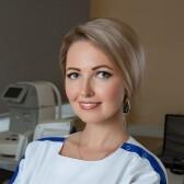 Яковлева Юлия Валерьевна, офтальмолог
