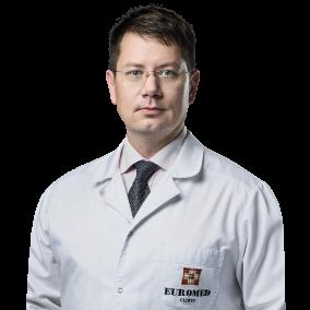 Морозов Владимир Александрович, гематолог