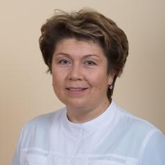 Есина Ольга Октябревна, гинеколог