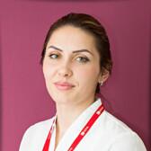 Словеснова Станислава Юрьевна, врач УЗД