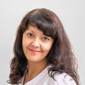 Данилина Эльвира Ивановна, терапевт