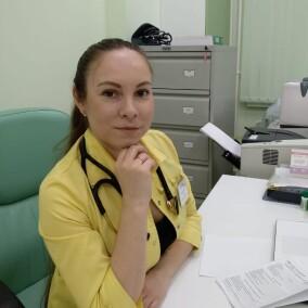 Савицкая Юлия Александровна, терапевт