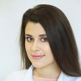 Антимирова Евгения Алексеевна, косметолог
