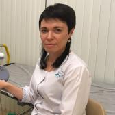 Кондратьева Ирина Вячеславовна, врач УЗД