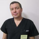 Инцертов Михаил Александрович, хирург