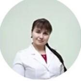 Смеря Юлия Валерьевна, врач МРТ-диагностики