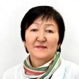 Джумабаева Болдукыз Толгонбаевна, гематолог