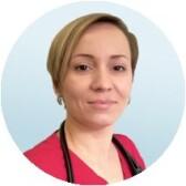 Регушевская Дарья Викторовна, кардиолог