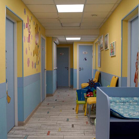 Педиатр и Я, сеть детских медцентров, фото №1