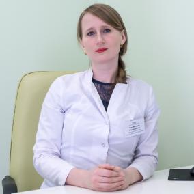 Жук Виктория Владимировна, гинеколог