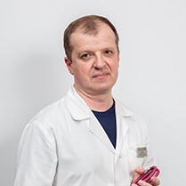Буданцев Борис Павлович, анестезиолог