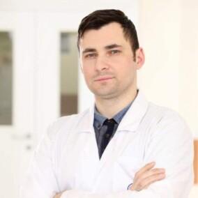 Беляков Константин Андреевич, ортопед