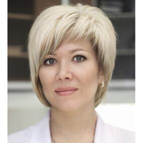 Кудеева Инна Вадимовна, стоматолог-терапевт