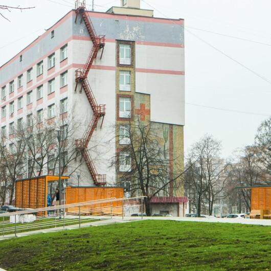 Городская клиническая больница им. В.П. Демихова (ранее ГКБ № 68), фото №1
