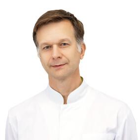 Падерин Валерий Борисович, эндоскопист