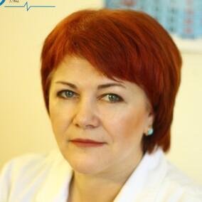 Минаева Людмила Ростиславовна, терапевт