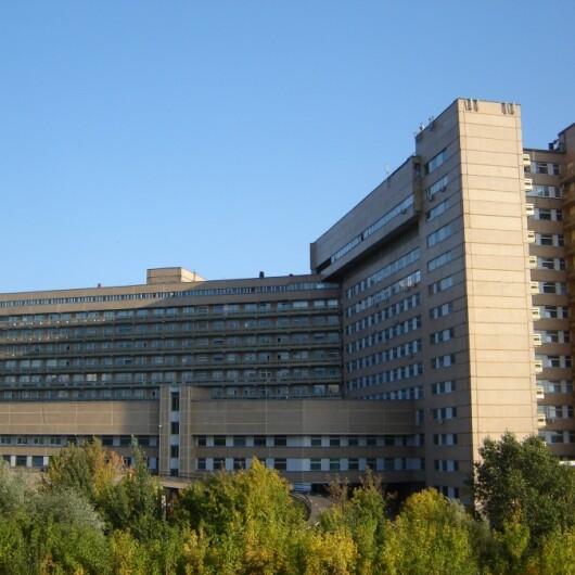 Центральная клиническая больница Гражданской Авиации, фото №1