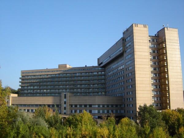 Центральная клиническая больница Гражданской Авиации