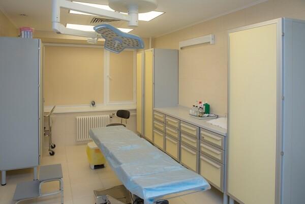 Клиническая больница № 1 Управления делами Президента РФ (Волынская)