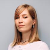 Чистякова Дарья Михайловна, рентгенолог