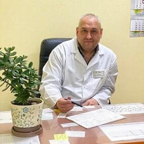 Стрельский Максим Анатольевич, психиатр