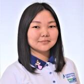 Боржонова Дарья Андреевна, детский стоматолог