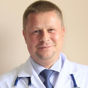 Рыбин Евгений Владимирович, кардиолог
