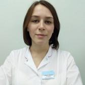 Астафьева Дарья Сергеевна, гинеколог