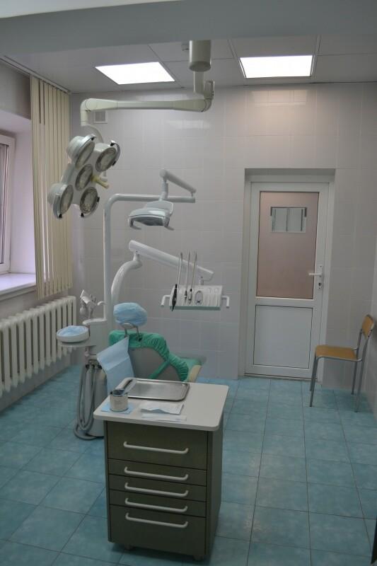 Дорожная стоматологическая поликлиника