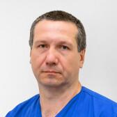 Меркулов Сергей Полиэктович, анестезиолог