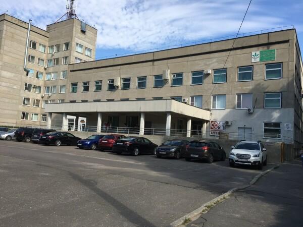 Поликлиника детской областной больницы