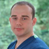 Багин Сергей Андреевич, онколог