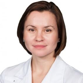 Балашова Юлия Вячеславовна, ЛОР