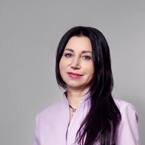 Подусенко Виктория Викторовна, гастроэнтеролог