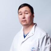Эдлеев Санчир Пюрвеевич, хирург