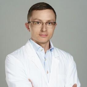 Ильин Антон Алексеевич, гинеколог-хирург