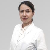 Брянцева Жанна Викторовна, онколог