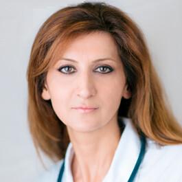Алиева Эльмира Ибрагимовна, гастроэнтеролог