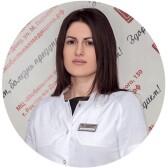 Шенгелия Вика Джамлетовна, акушер-гинеколог