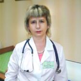 Сизова Валентина Юрьевна, педиатр