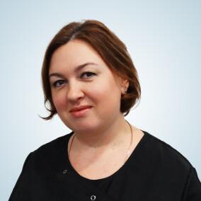 Таптунова Ольга Николаевна, стоматолог-терапевт