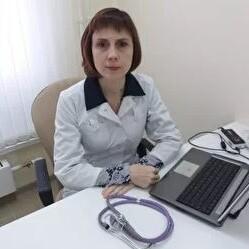 Крапива Любовь Александровна, педиатр