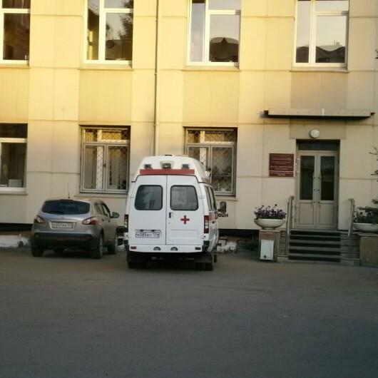Краевая клиническая больница № 2, фото №2