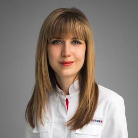 Кукушкина Ксения Сергеевна, дерматолог