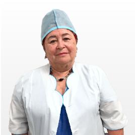 Люляева Ольга Дамировна, хирург