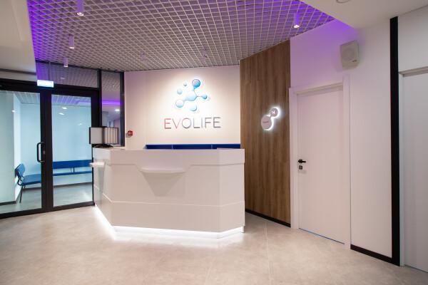 Эволайф, центр лечения позвоночника и суставных болей
