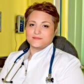 Ляпина Елена Николаевна, физиотерапевт